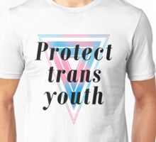 Protect trans youth Unisex T-Shirt
