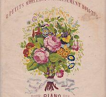 Le Bouquet by kishART
