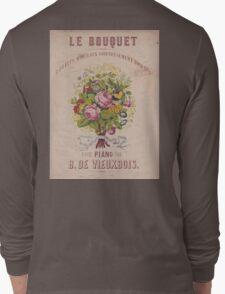 Le Bouquet Long Sleeve T-Shirt