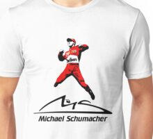 Schumacher jump Unisex T-Shirt