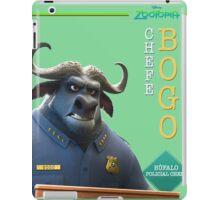 Chief Bogo 1 iPad Case/Skin