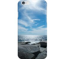 Over The Cliff iPhone Case/Skin