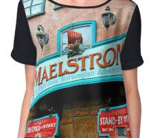 Maelstrom Chiffon Top