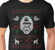 Harambe Ugly Christmas Sweater Unisex T-Shirt