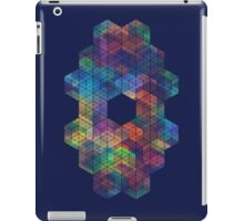 Extra Dimensional Cubes iPad Case/Skin