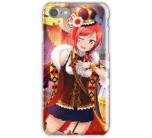 magician maki iPhone Case/Skin