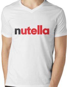 Nutella Mens V-Neck T-Shirt