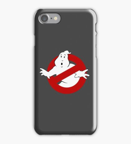 Ghostbusters Logo iPhone Case/Skin