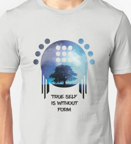 Zenyatta - True Self is Without Form Unisex T-Shirt