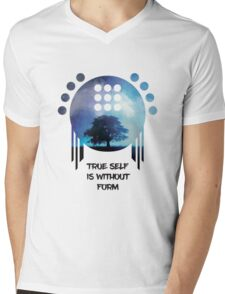 Zenyatta - True Self is Without Form Mens V-Neck T-Shirt