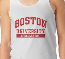 Boston University Cheerleading Tank Top
