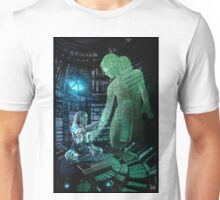 Cyberpunk Painting 073 Unisex T-Shirt