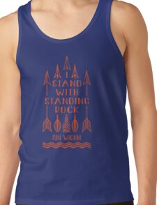 I Stand With Standing Rock Tank Top