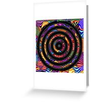 1043 Abstract Thought Greeting Card