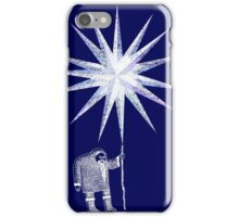 Old Man Winter Hermit and North Star iPhone Case/Skin