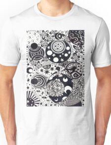 Full Moons' Night Unisex T-Shirt