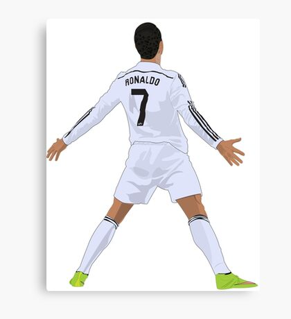 El Campeon Canvas Print