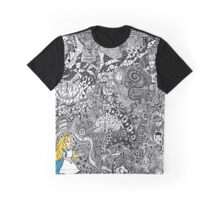 Alice in Super Trance! Graphic T-Shirt