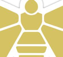 Golden Moth Chemicals Sticker