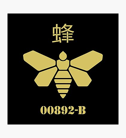 Golden Moth Chemicals Photographic Print