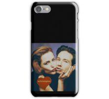 The Schmoopies - Gillian and David painting iPhone Case/Skin