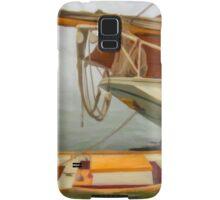 Rainy Day, Castine, Maine Samsung Galaxy Case/Skin