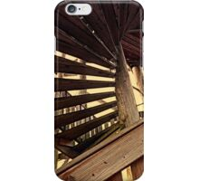 Observation tower structures | architectural photography iPhone Case/Skin