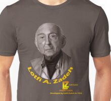 LOTFI ZADEH Unisex T-Shirt