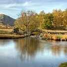 Slater's Bridge, Little Langdale by Jamie  Green