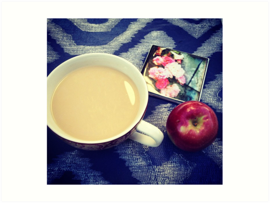 An Apple and Chai by Fay270