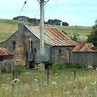 Irish Town Country NSW Australia by Sandra  Sengstock-Miller