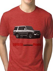 Toyota Land Cruiser Prado Tri-blend T-Shirt