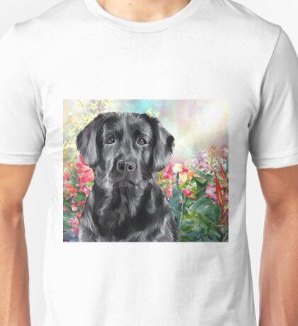 Labrador Painting  Unisex T-Shirt