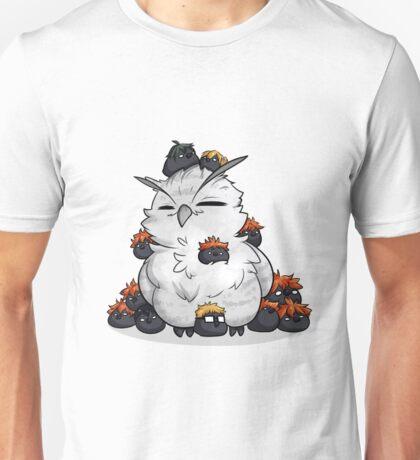 big dad bokutowl Unisex T-Shirt