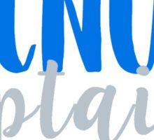 CNU Captains Sticker