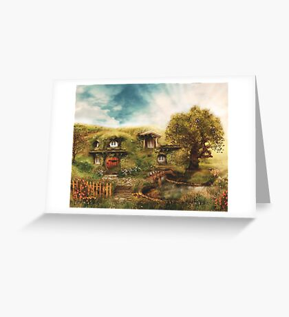 The Shire Greeting Card