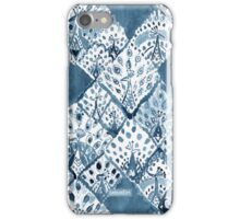PEACOCK PATCHWORK iPhone Case/Skin