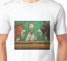 Laughing Donkeys  Unisex T-Shirt