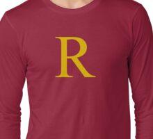 Weasley Sweater/Christmas Jumper – Ron Long Sleeve T-Shirt