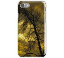 Sunset's Weight iPhone Case/Skin
