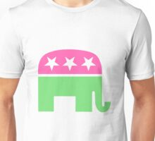 GOP elephant Unisex T-Shirt