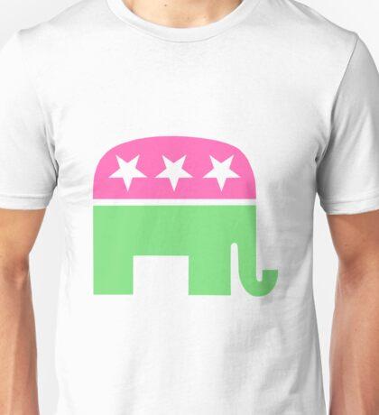 GOP elephant Unisex T-Shirt