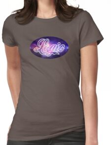 Logic Galaxy Logo Womens Fitted T-Shirt