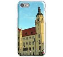 Court Building in Bydgoszcz, Poland iPhone Case/Skin