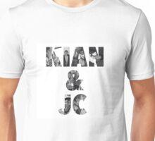 Kian & Jc-letters filled  Unisex T-Shirt
