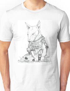 Bull terrier killer Unisex T-Shirt