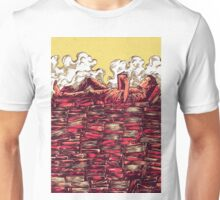 The Book Lover Unisex T-Shirt