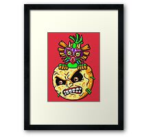 Pocket Prankster Framed Print