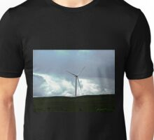 Windmill in Donegal, Republic of Ireland Unisex T-Shirt