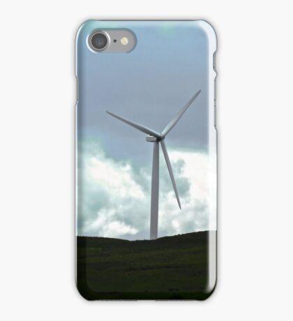 Windmill in Donegal, Republic of Ireland iPhone Case/Skin